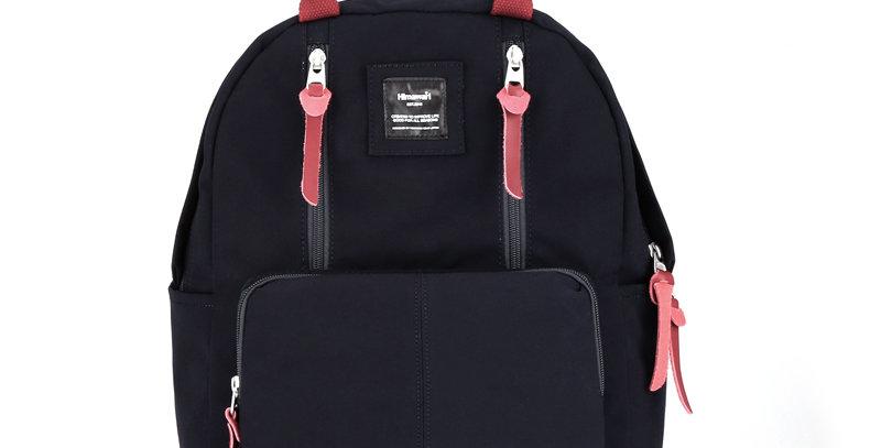 """Himawari Freesia 14"""" Laptop Backpack (186)-Navy"""
