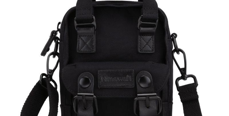 Himawari Buttercup Sling Bag(HM188XS-34)-Blackout