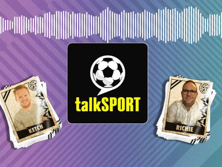 Ketch and Richie on TalkSPORT