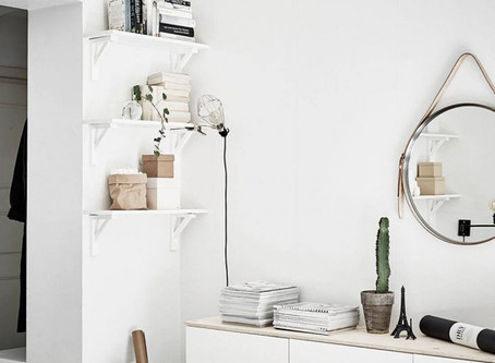 Stylish interior: Things and design techniques