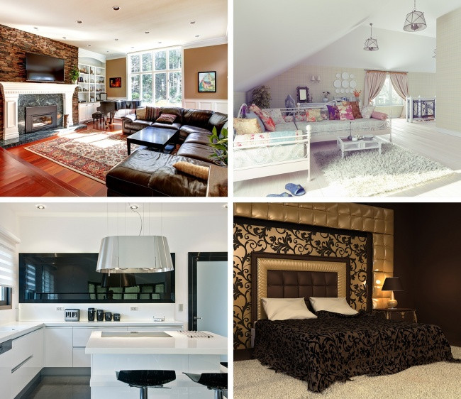 LEARN INTERIOR DESIGNING FOR ROOMS