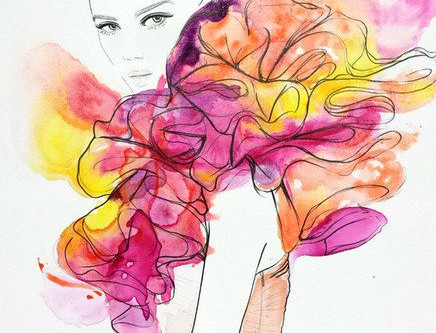 What does a Fashion Illustrator do?