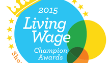 SECURIST ARE SHORTLISTED FOR THE LIVING WAGE CHAMPION AWARDS 2015