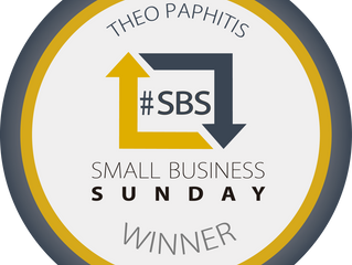 SECURIST BECOMES THEO PAPHITIS' SMALL BUSINESS SUNDAY WINNER!