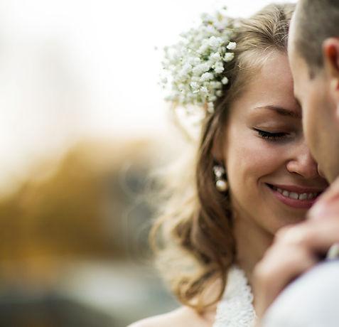 Hochzeit Umarmungs