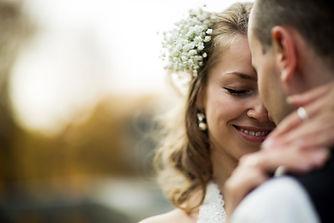 Wedding Embrace