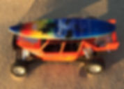 Pismo Beach Toy Car