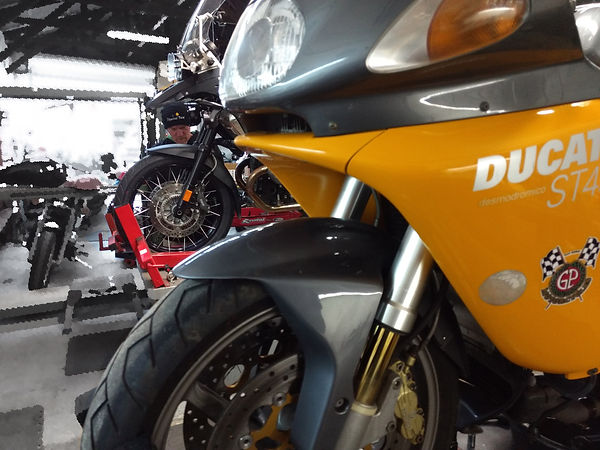 All Makes and Models! Even Ducati