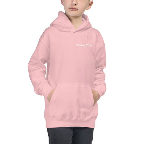 Courtney Eslyn Kids Hoodie