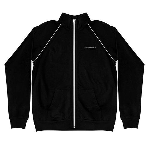 Courtney Eslyn Piped Fleece Jacket