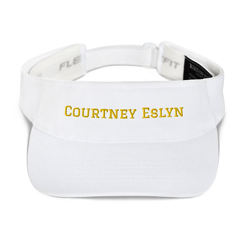 Courtney Eslyn Visor