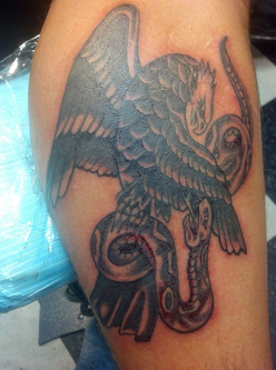gallo_album_traditional tattoo