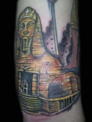 gallo_album_egytian tattoo