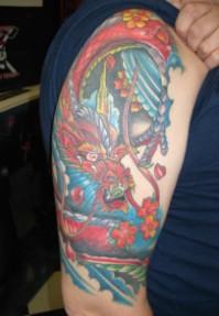 gallo_album_dragon coverup tattoo