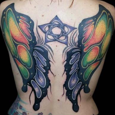 Gallo_butterfly angel wings