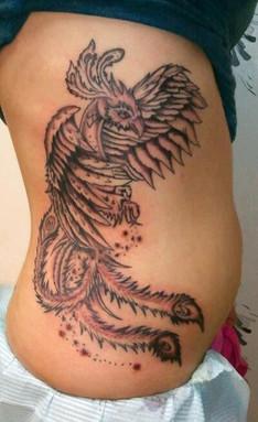 gallo_album_phoenix tattoo