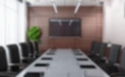 Salle de conférence design