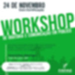 WORKSHOP ORATÓRIA E COMUNICAÇÃO