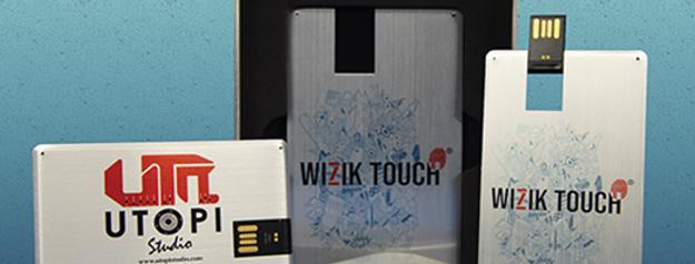 WIZIK TOUCH - Vol. 1 : Identity (USB)