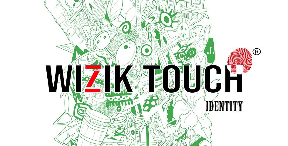WIZIK TOUCH - Vol. 1 : Identity (Download 24 bit/128 Khz)