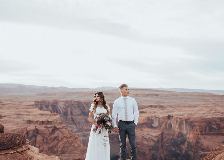 Horseshoe Bend Bridals