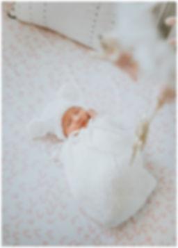 Newborn Baby Girl Uta