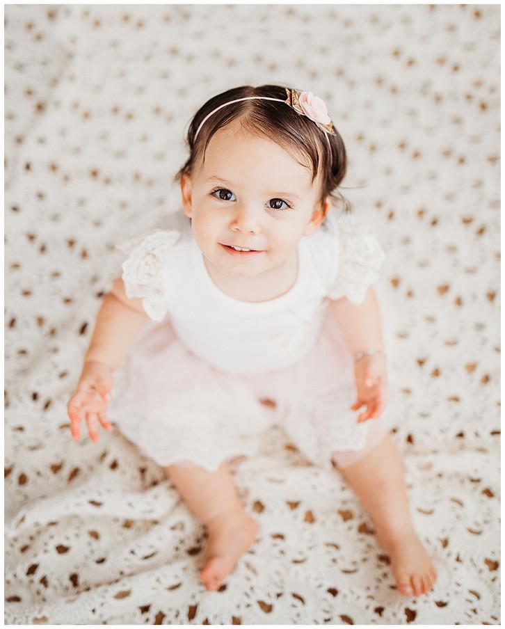 Utah Family Photographer: One Year Old Cake Smash