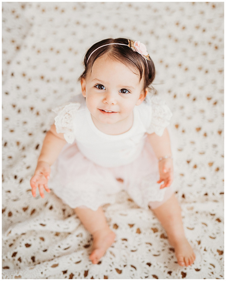 Utah Family Photographer: One Year Old Cake Smash