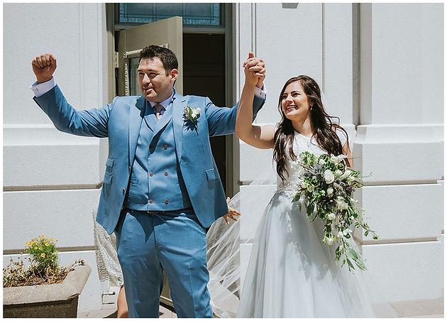 Cassidy + David: Brigham City Temple Wedding and Backyard