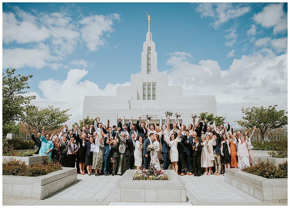 temple wedding photographer