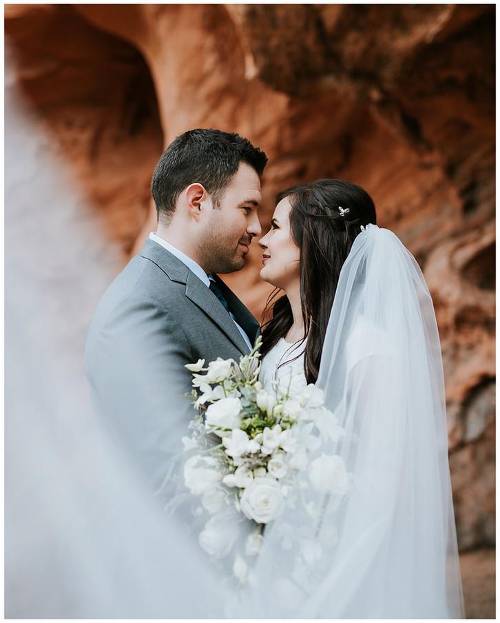 Red Rock Bridals