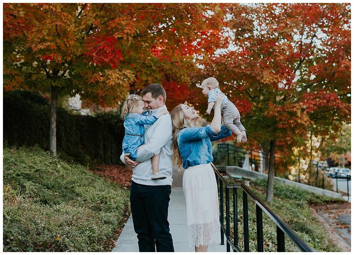 Chase Family: Utah Family Photographer
