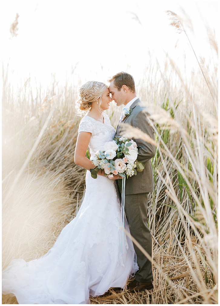 Utah Bridal Photographer: Tunnel Springs Bridal Session