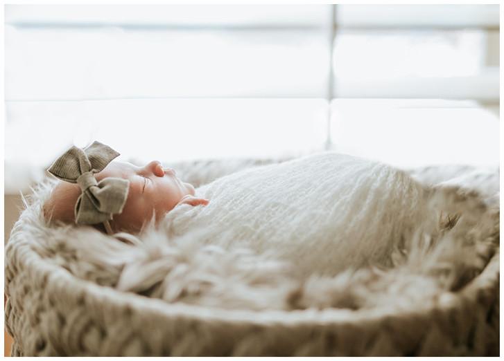 Utah Newborn Photographer: Emily Jones Newborn
