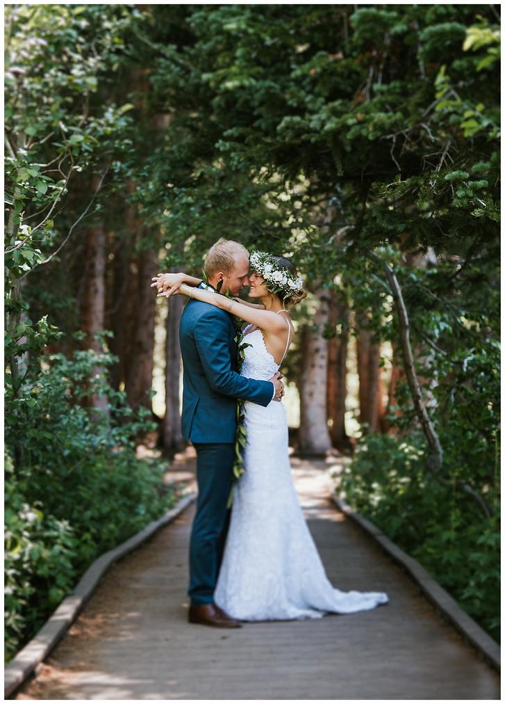 Utah Hawaiian Wedding: Utah Wedding Photographer
