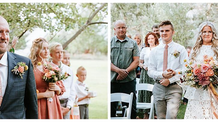 Suzie and Tim's Wedding: Intimate Alpine Utah Park Wedding