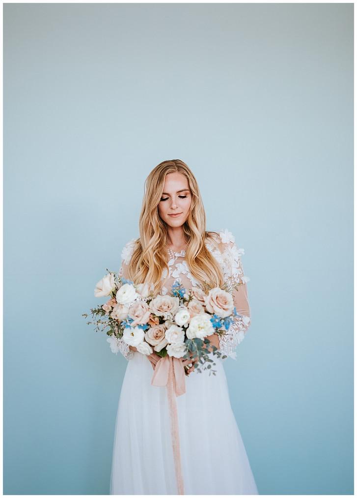 Spring Bridal Inspiration: Utah Wedding Photography