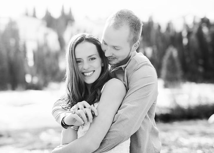 Anela + Jake: Utah Engagement Photographer