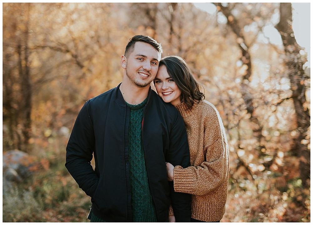 Utah Engagement Photographer