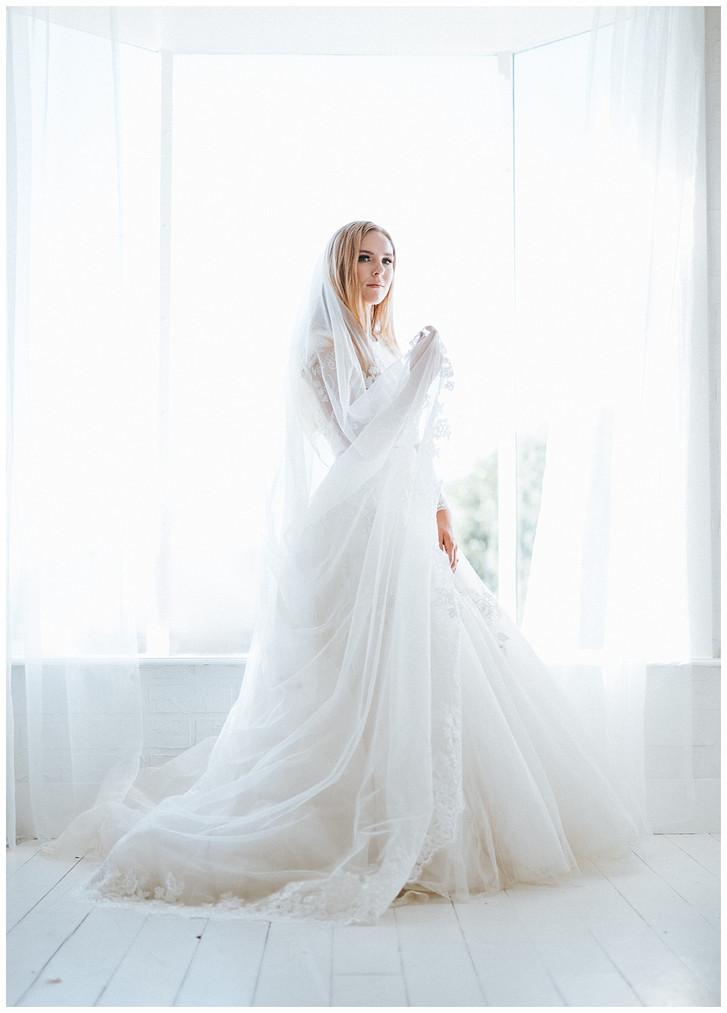 Utah Bridal Photography: Madison Larsen Photography
