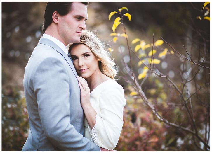 Utah Wedding Photographer: Louland Falls Wedding