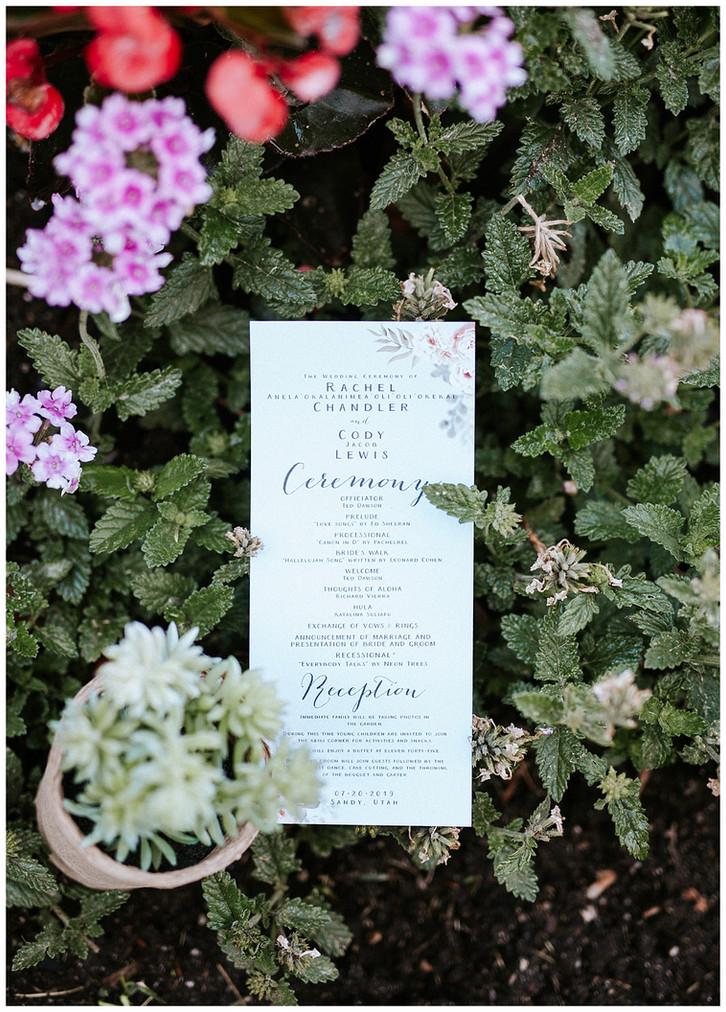 Jake & Anela: Le Jardin Wedding | Madison Larsen Photography