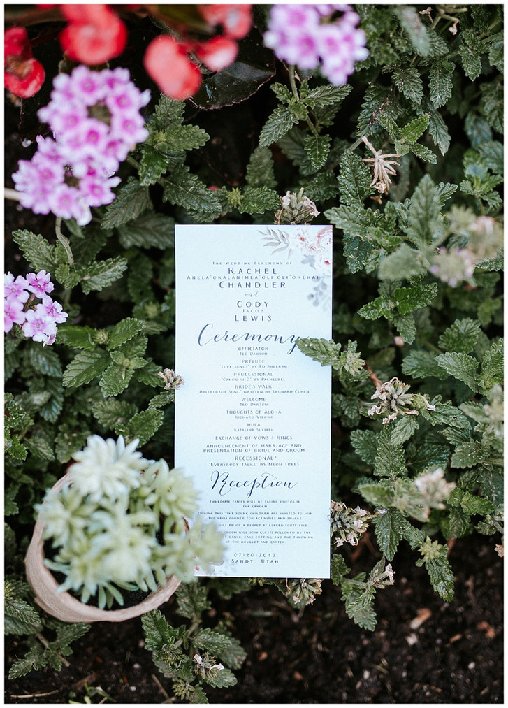Jake & Anela: Le Jardin Wedding | Madison Larsen Photography