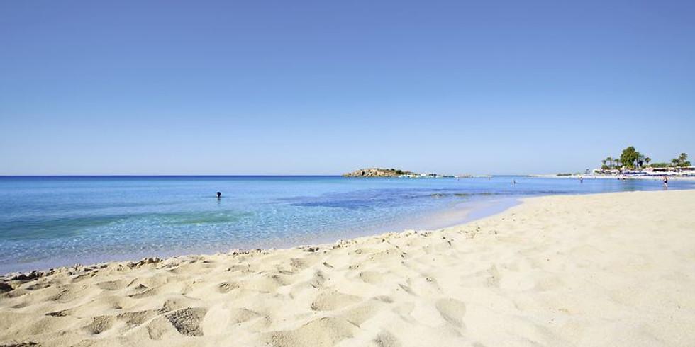 Reclaim your power, Yoga & vandringsretreat på Cypern