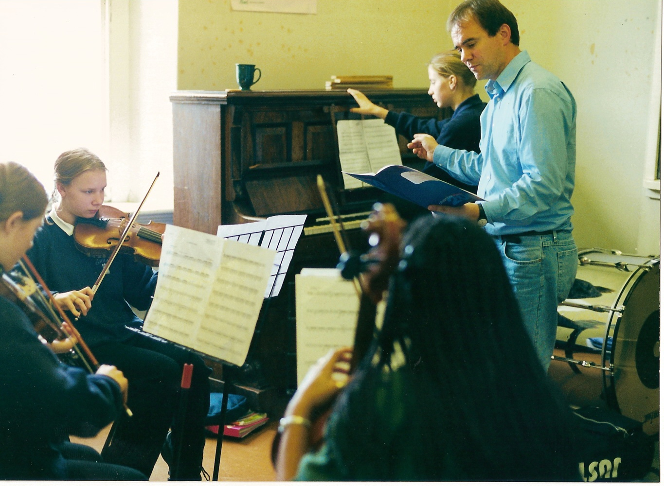 coaching Chamber Music 2000