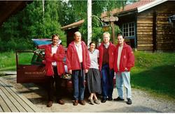Sweden July 96