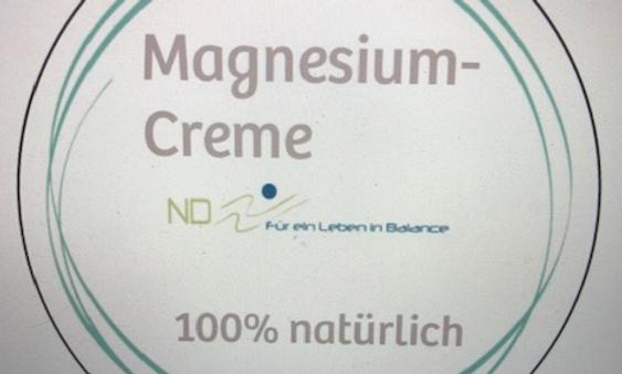 Magnesium Creme