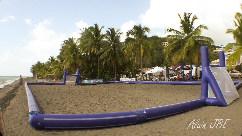 MADININA BEACH RUGBY TOUR