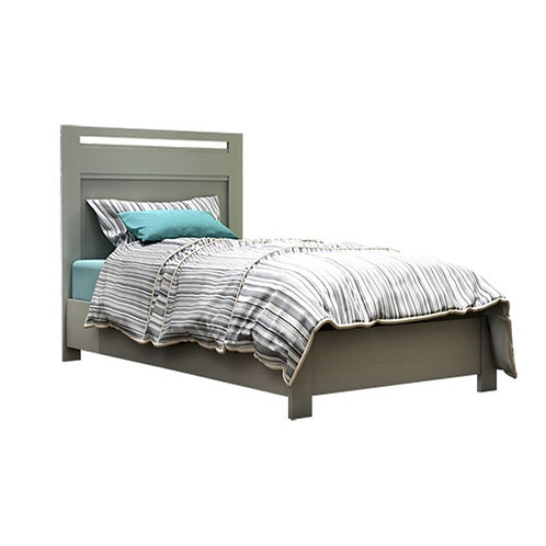 NEST Milano Collection Milano Twin Bed 39""