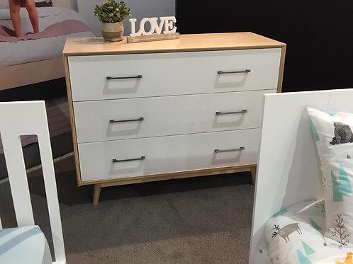 Dutailier Lollipop 3 drawer dresser Coming Soon!!